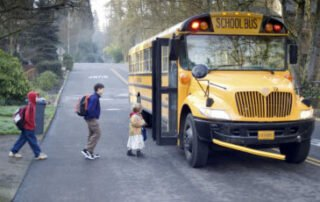 Sept back to school bus